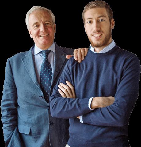 Riccardo e Gualberto Ricci Curbastro
